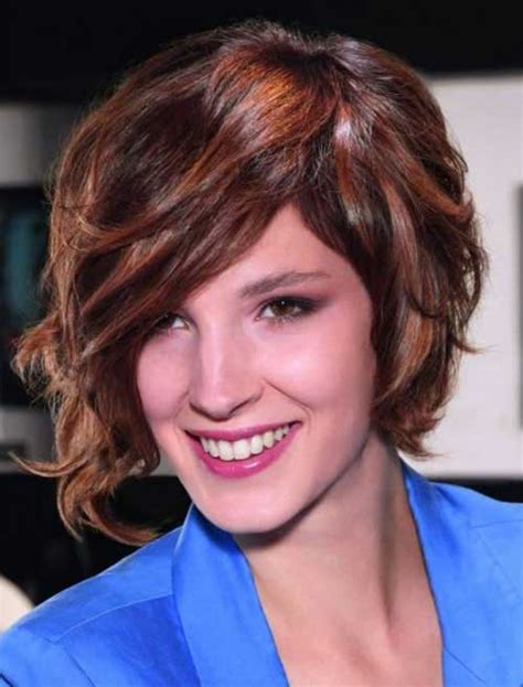 hairstyles for grey wiry hair really stylish short wavy hairstyle ideas short