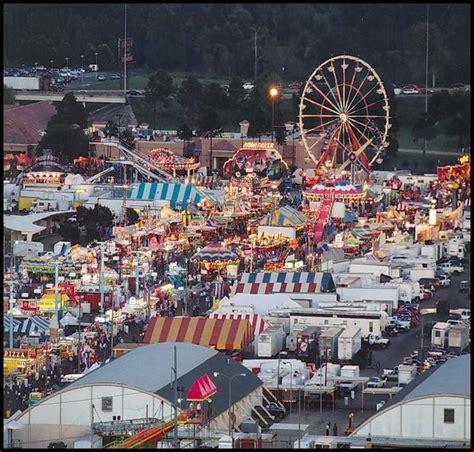 mississippi state fairgrounds jackson press