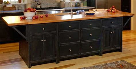 black kitchen island with butcher block top black island with butcher block top kitchen