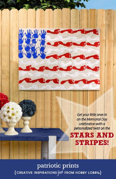 hobby craft projects hobbylobby projects patriotic prints
