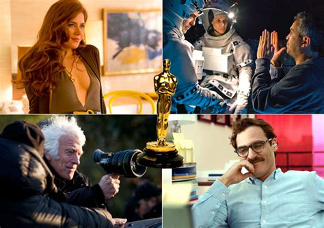 Oscar Invades Blvd Again by By The Numbers The 2014 Oscar Nominations Indiewire