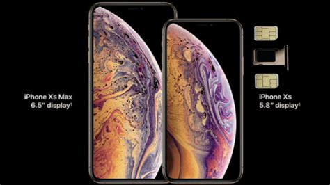 apple s dual sim iphone xs and xs max vs other high end dual sim smartphones gizbot news