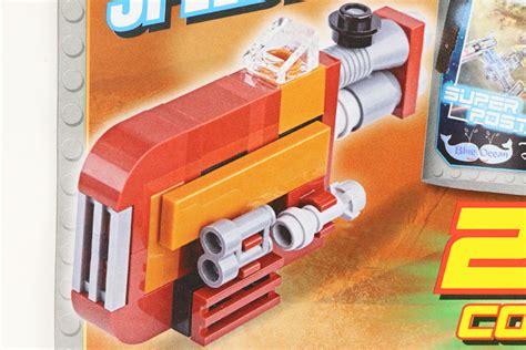 star wars n 27 lego star wars magazin ausgabe 27 mit rey s speeder mini modell zusammengebaut com