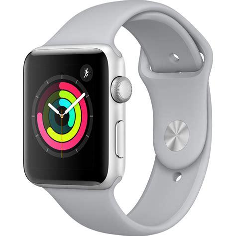 Apple 3 Series 42mm by Apple Series 3 42mm Smartwatch Mql02ll A B H Photo