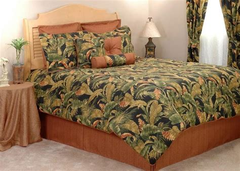 Hawaiian Bed Set Hawaiian Coastal And Tropical Bedding Oceanstyles
