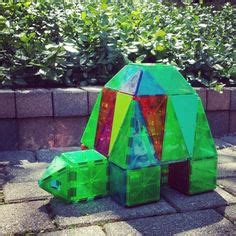 Magna Tiles Design Ideas by 1000 Images About Magna Animals On Turtles Tortoise And A Turtle