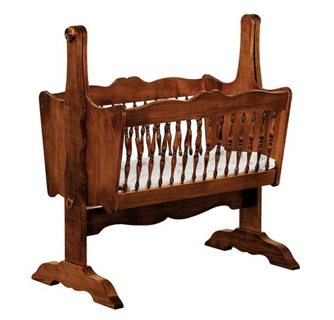 Handmade Cribs - amish made baby furniture