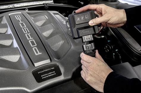 Porsche Leistungssteigerung by Porsche Macan Chiptuning