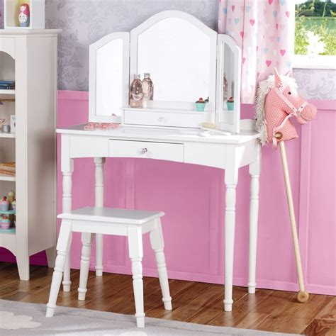 Childrens Dressing Table And Stool by Freya Dressing Table Stool Set Dressing Tables
