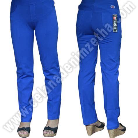 Celana Prisket Dusty Navy celana zetha katun warna benhur celana denim zetha