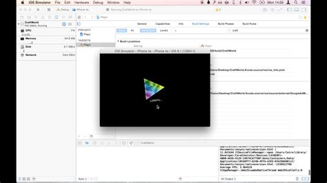 sle xcode game project building a xcode project to publish on ios video playir