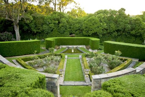 walled garden european gardens traditional gardens nicholas bray