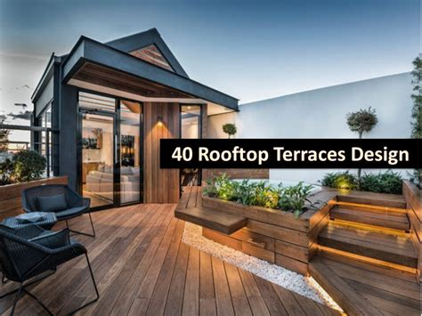roof terrace ideas 40 small rooftop terrace ideas bahay ofw