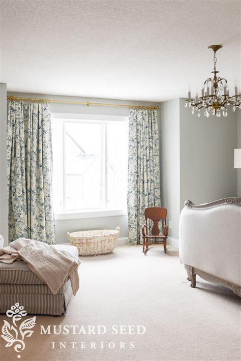 master bedroom curtains  mustard seed