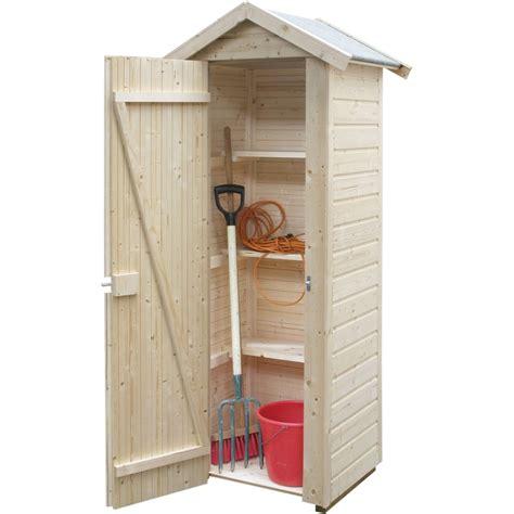rangement jardin armoire de rangement en epic 233 a 0 3 m 178 olp jardinerie truffaut