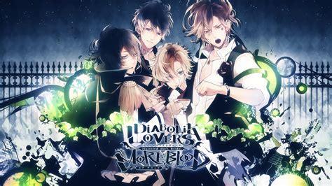wallpapers anime diabolik lovers diabolik lovers full hd tapeta and tło 1920x1080 id 814004