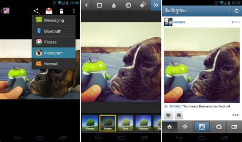 how to instagram on android how to quickly photos on android beginners guide droid