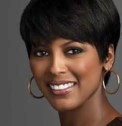 nbc reporter haircut husband tamron hall married newhairstylesformen2014 com