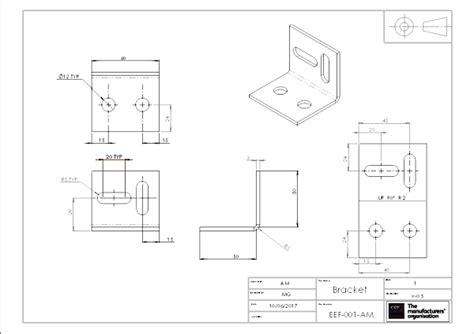 read engineering drawings  simple guide  uk