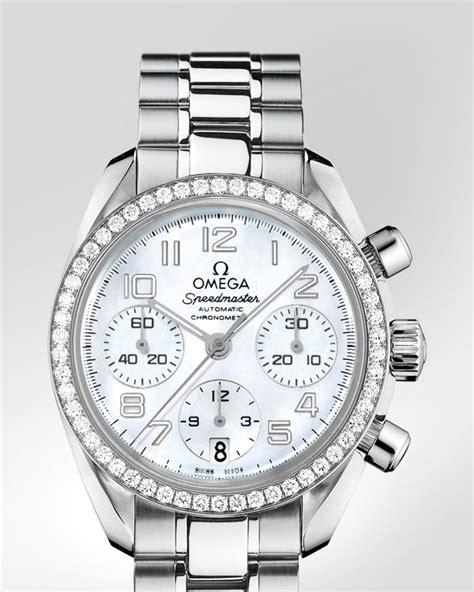 omega ladies speedmaster automatic chronometer