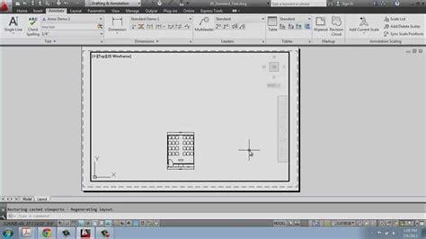 autocad layout and model tabs autocad 2013 2d drafting basics part 33 model tab vs