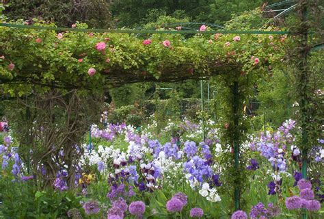 Monet Gardens by 1000 Images About Monet S Garden On Monet