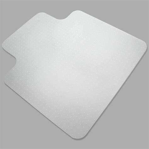 Computer Chair Floor Mat by New Carpet Floor Office Computer Chair Mat Vinyl Plastic