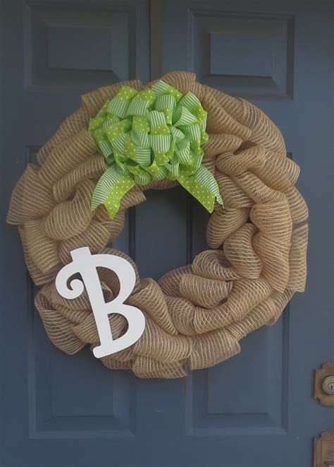 how to make a wreath how to make a mesh wreath 30 diys with guide patterns