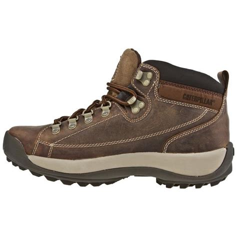 hiking boots caterpillar active alaska  dark beige
