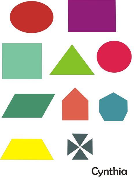 figuras geometricas basicas en ingles todas figuras geometricas en ingles
