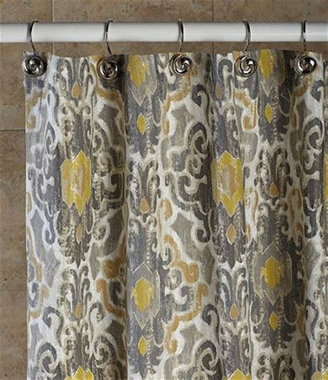 dillards curtains noble excellence toroli shower curtain bathroom bathroom ideas shower curtains