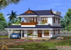 house plan of beautiful contemporary home kerala home