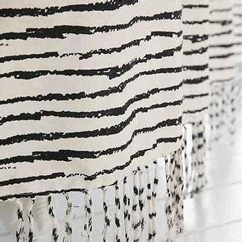 burlap shower curtain with bullion fringe burlap shower curtain with bullion fringe ballard designs