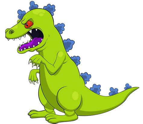 guys haircuts rugrats reptar rugrats reptar by gale01 on deviantart reptar by