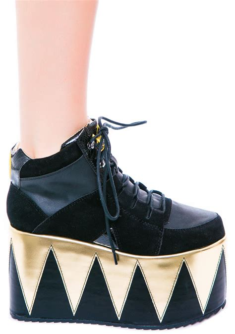 Platform Shoes by Y R U Qozmopolitan Platform Shoes Dolls Kill