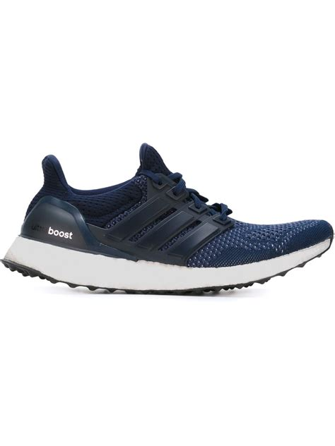 adidas ultra boost mens adidas ultra boost sneakers in blue for men lyst