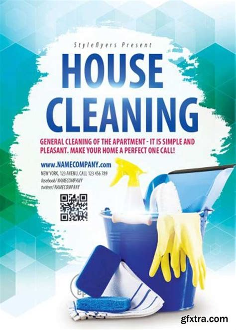 house cleaning services flyer templates house cleaning services flyer templates