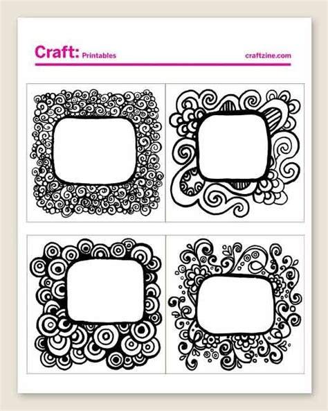 doodle border ideas doodle frames doodles n zigzags