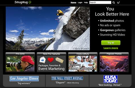 smug rug flickr picasa and smugmug shootout 171 web appstorm