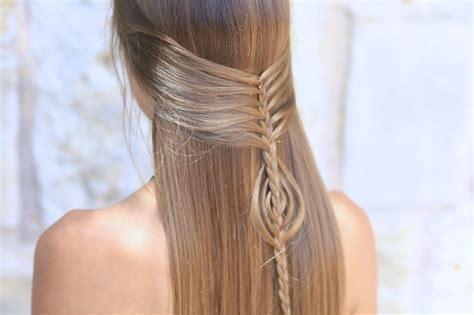 cute girl hairstyles mermaid braid mermaid braid combo cute girls hairstyles