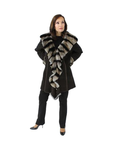 Stroller Cocolatte Rexx luxury coats jackets modern fur day furs and luxury