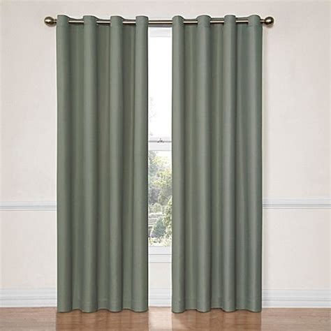 63 blackout curtains buy insola darcy 63 inch blackout window curtain panel in