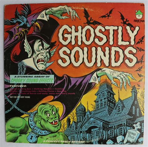 retro house music vintage ghostly sounds halloween music record haunted house sound effects peter pan
