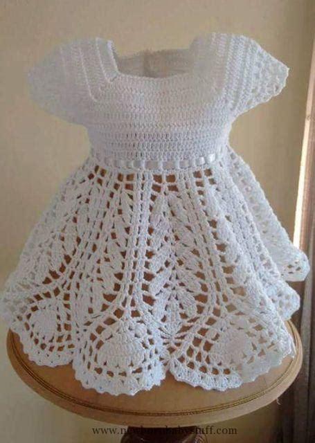 crochet pattern little white dress crochet baby dress craft passions beautiful lotus baby