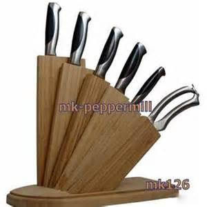 Kitchen Knives Holder Wooden Bamboo Kitchen Knife Rack Kitchen Knife Holder China Kitchen Knife Holder Supplier