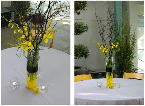 grey wedding centerpieces best wedding ideas ideas for yellow wedding centerpieces