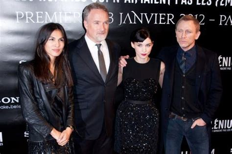 the girl with the dragon tattoo cast thegirlwiththedragontattoo sequel is happening without