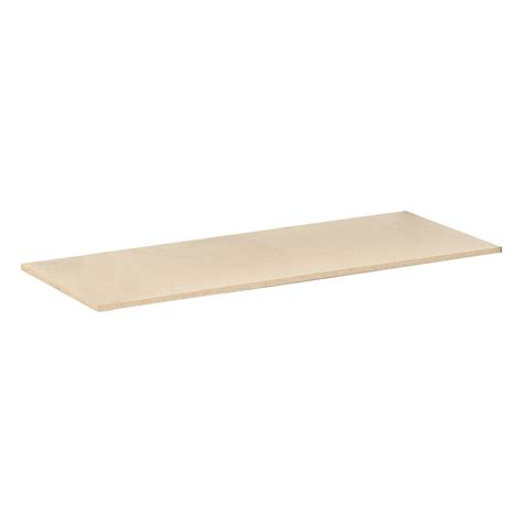 48 X 24 Tan Particle Board Shelving Particle Board Shelving