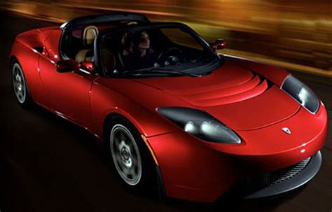 All Electric Tesla Tesla All Electric Roadster My Desultory