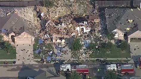 house explosion mysterious explosion obliterates house near dallas texas earth changes sott net